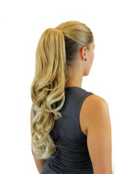 Haarteil Blond-Mix Modell: W3063