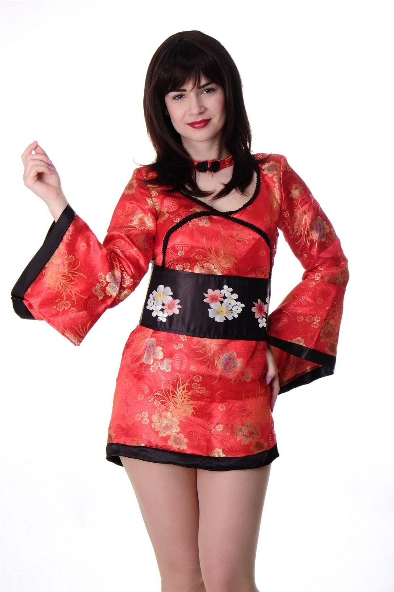 kost m china girl kurtisane geisha modell l215 dress me up der onlineshop f r kost me. Black Bedroom Furniture Sets. Home Design Ideas