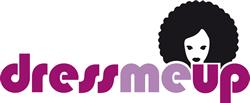 Dress Me Up - Dein Online-Shop für Kostüme und Perücken-Logo