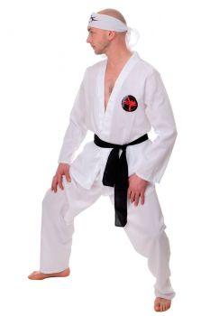 kost m herren 80er karate ninja action modell l205 dress me up der onlineshop f r kost me. Black Bedroom Furniture Sets. Home Design Ideas