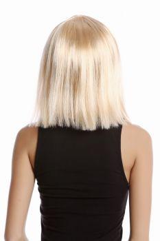 Perücke Longbob Glatt Pony Blond Modell 91325 Dress Me Up Der