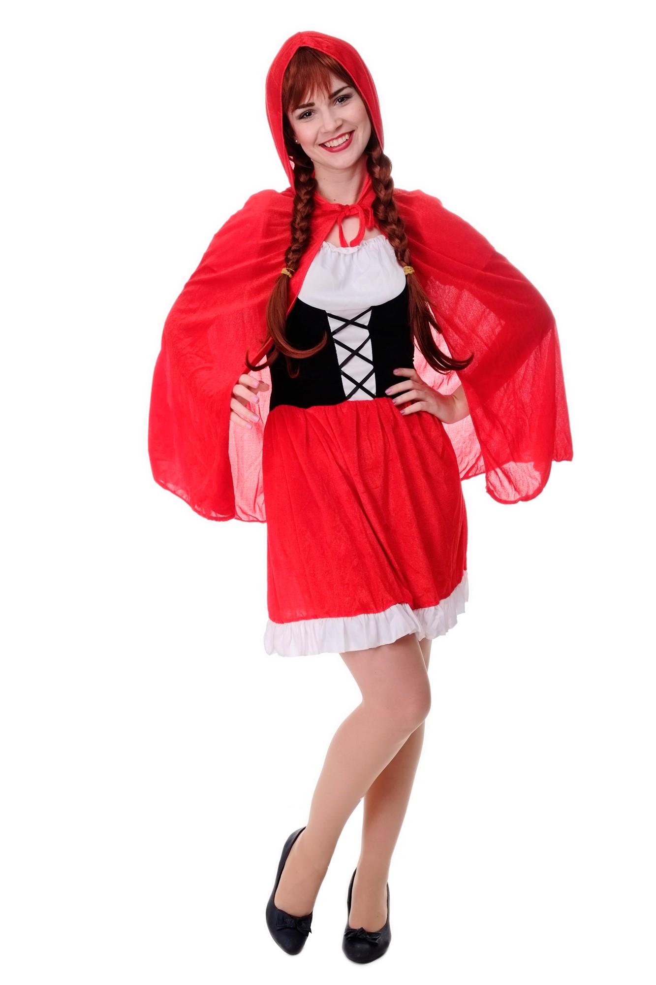 Kostum Rotkappchen Sexy Damenkostum Modell L212 Dress Me Up Der